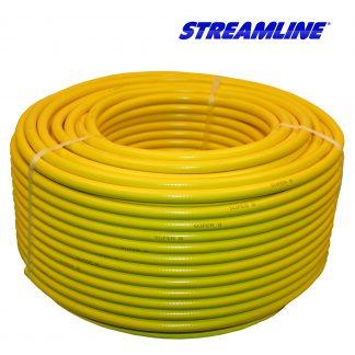 SUPER-8-100 yellow 8mm hose